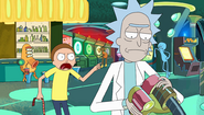 S2e2 morty will not be distracted