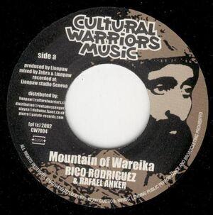 Mountain Of Wareika
