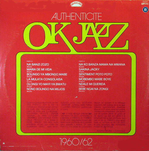 OK Jazz, back