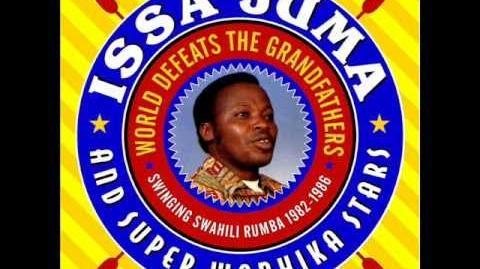 Issa Juma & Super Wanyika Stars - Sauda taken from World Defeats the Grandfathers Vol 2