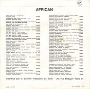African 90537 CB 1000
