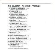 Too Much Pressure ISL 1000