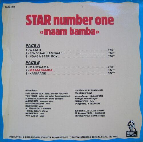 Maam Bamba MAG (front)