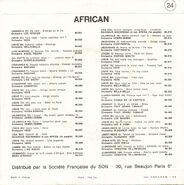 African 90628 CB 1000