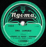 Ngoma 1425 - Luembo La Akusu