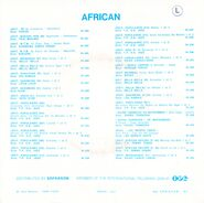 African 91228 B