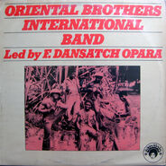 Oriental Brothers DWAPS2024 front
