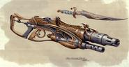 Helion Rifle Concept 2
