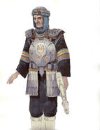Helion Soldier Concept