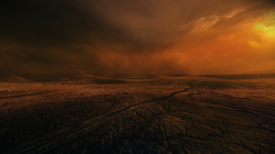 Butcher Bay Planet Surface
