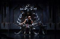Riddick-3 throne
