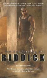 The Chronicles of Riddick novelization