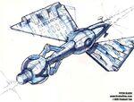 Beamrider Sketch
