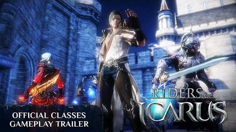 Riders of Icarus - Official Classes Gameplay Trailer
