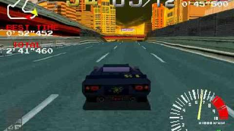 Ridge Racer - Mid Level in '13th Racing'