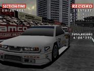 Rage Racer Esperanza C5