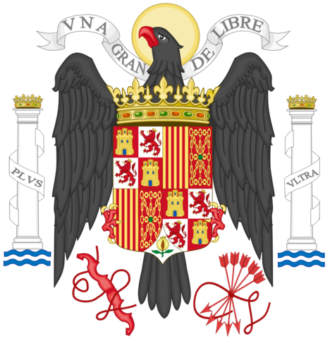 File:Coat of Arms of Spain (1939-1945).png