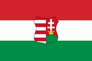 Flag of Hungary (1946-1949, 1956-1957)