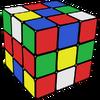 Rubiks cube scrambled