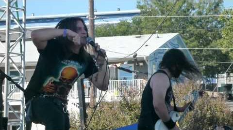 ACID WITCH at Housecore Horror Film Festival, Austin, Tx