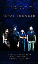 Roadburn 2013 - Royal Thunder