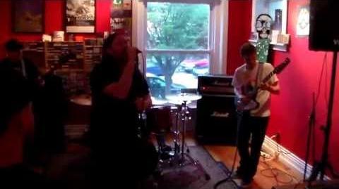 """BLIND SCRYER - """"Untitled"""" """"Snake Handler"""" Live"""