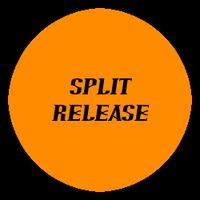 Split Release Button