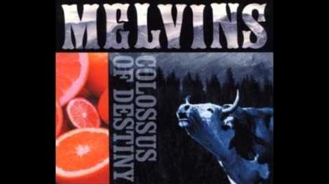 Melvins - Colossus of Destiny