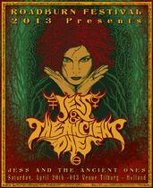 Roadburn 2013 - Jess & The Ancient Ones