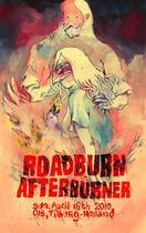 Roadburn 2010 - Afterburner Poster