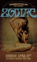 Roadburn 2013 - Zodiac