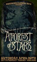 Roadburn 2013 - A Forest of Stars