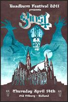 Roadburn 2011 - Ghost