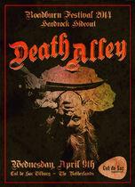 Roadburn 2014 - Hard Rock Hideout - Death Alley