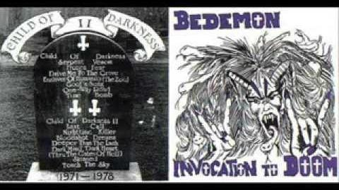 Bedemon - Frozen Fear (1971 US Proto-Doom)