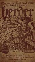 Roadburn 2012 - Herder - Hard Rock Hideout