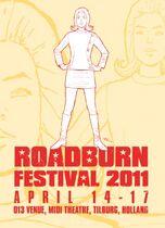 Roadburn 2011 - Main Poster
