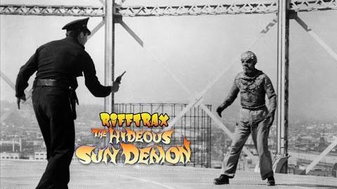 RiffTrax The Hideous Sun Demon (Preview Clip)