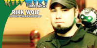 RiffWiki Interviews: Rikk Wolf - Incognito Cinema Warriors XP