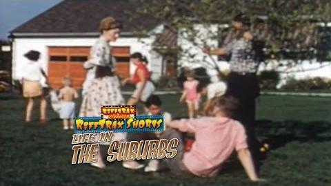 RiffTrax Presents Life in the Suburbs (w Bridget Nelson & Mary Jo Pehl) PREVIEW