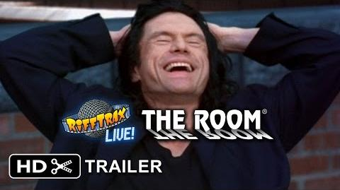 RiffTrax Live THE ROOM in theaters May 6 & 12! (Official Trailer)