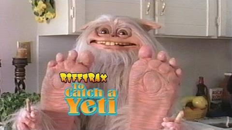 RiffTrax TO CATCH A YETI (Preview clip)