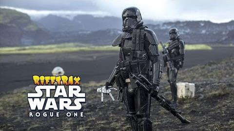Star Wars Rogue One (RiffTrax Preview)