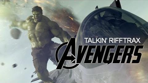 Talkin' RiffTrax The Avengers
