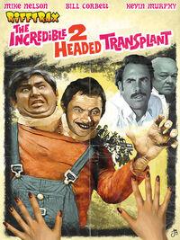 2HeadedTransplant Poster