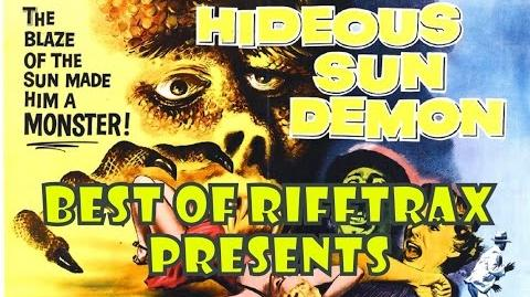 Best of Rifftrax The Hideous Sun Demon