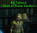 Raj Tahleed
