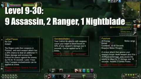 Rift Rogue Guide Power Leveling a Rogue Guide
