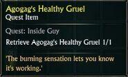 Agogag's Healthy Gruel