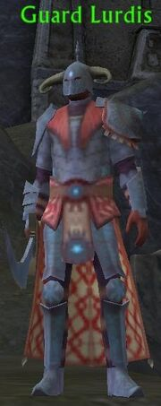 Guard Lurdis